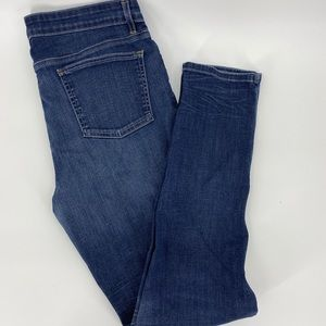 Eileen Fisher straight fit jeans